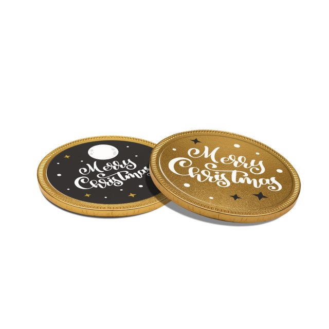 Winter Collection 2020 – Chocolate Medallion – 75mm