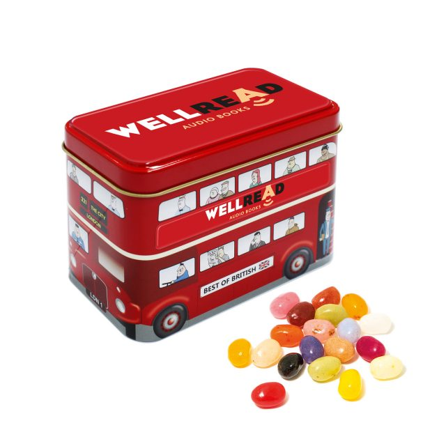 Bus Tin – Jelly Bean Factory®