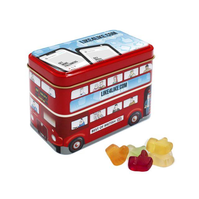 Bus Tin – Kalfany Fruit Gums
