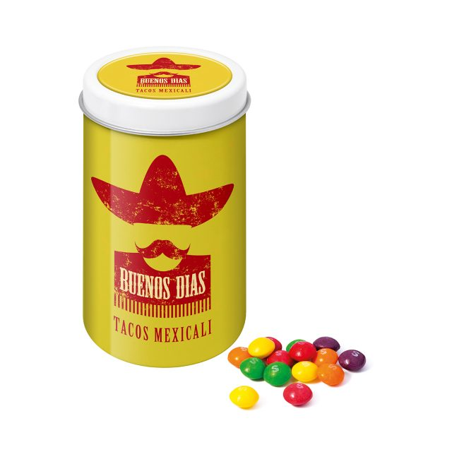 Sweets – Snack Tin – Skittles