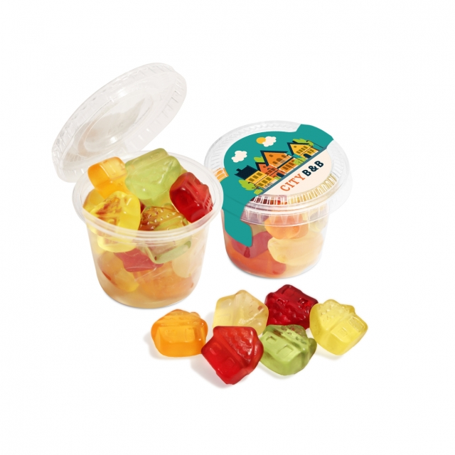Eco Range – Eco Mini Pot – Kalfany Fruit Gums