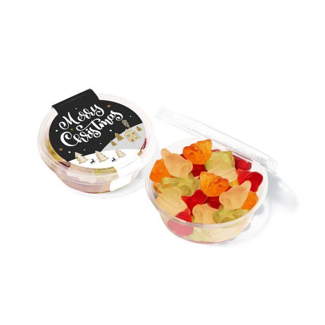 Winter Collection 2020 – Eco Midi Pot – Kalfany Christmas Fruit Gums