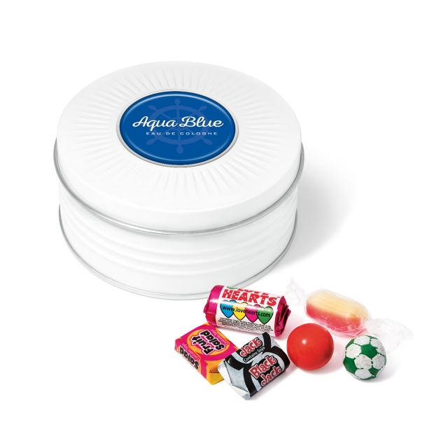 Sunray Treat Tin – Retro Sweets