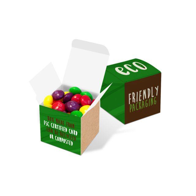 Eco Range – Eco Cube Box – Skittles