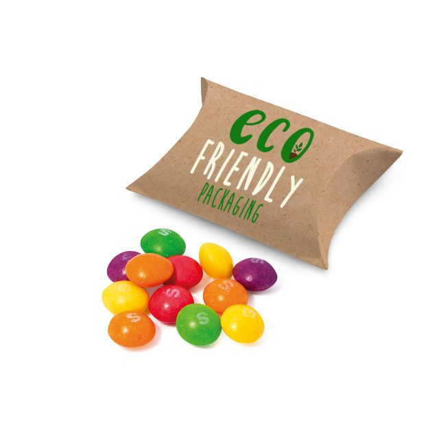 Eco Range – Eco Small Pouch Box – Skittles – COMING SOON
