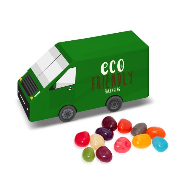 Eco Range – Eco Van Box – Jelly Bean Factory® – COMING SOON