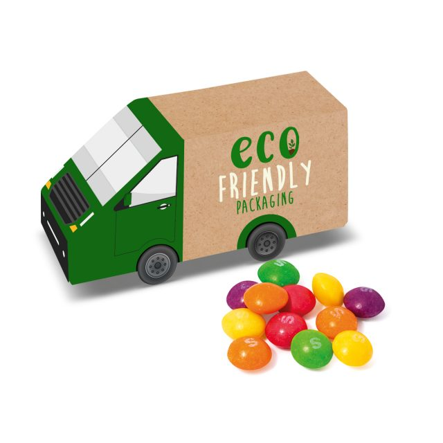Eco Range – Eco Van Box – Skittles – COMING SOON