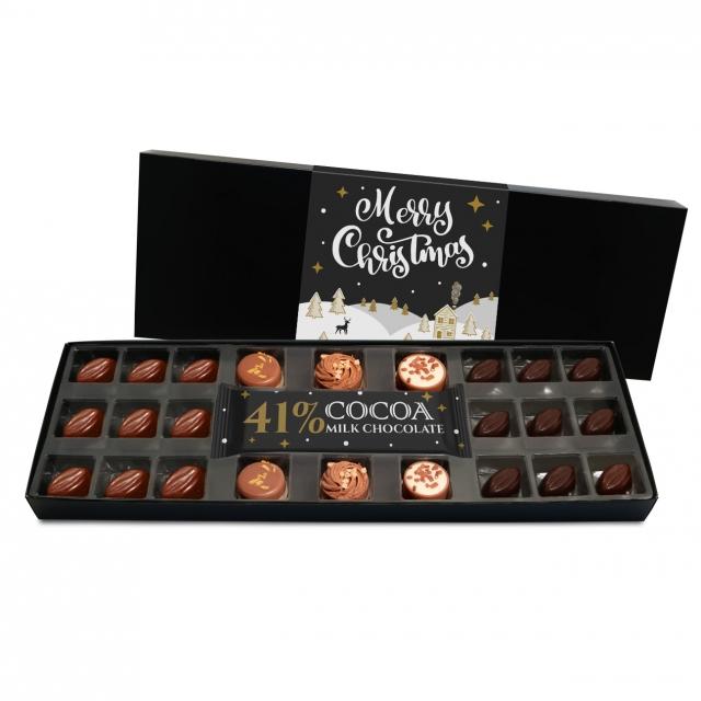 Winter Collection 2020 – Chocolate Box – Chocolate Truffles
