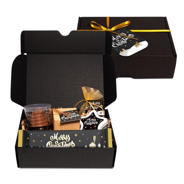 Winter Collection 2020 – Black Treat Box – Festive Gift