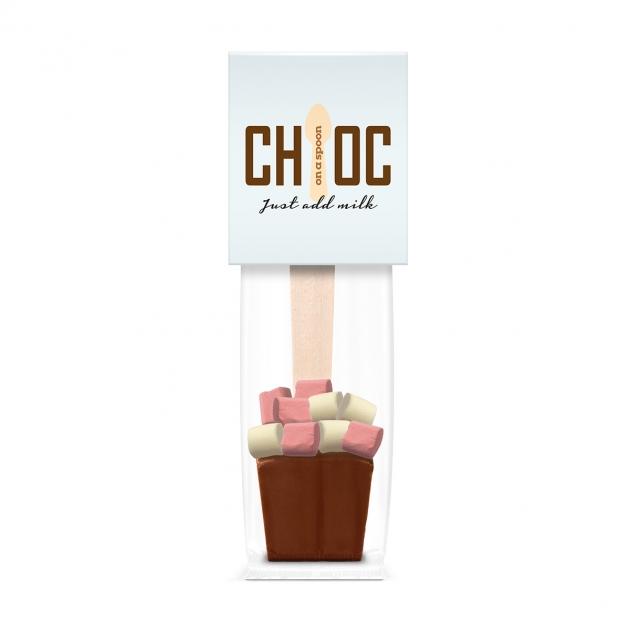 Info Card – Hot Chocolate Classic