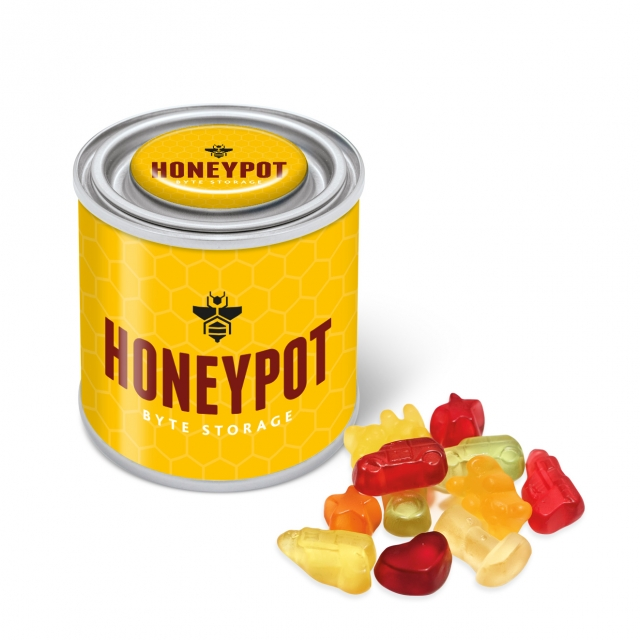 Small Paint Tin – Fruit Gum Mix